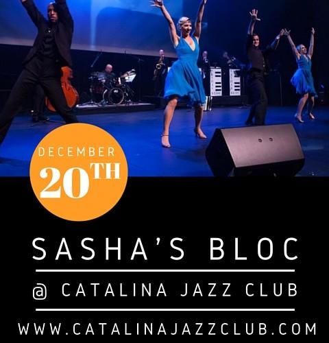 Sasha'sBloc - Catalina Jazz 1
