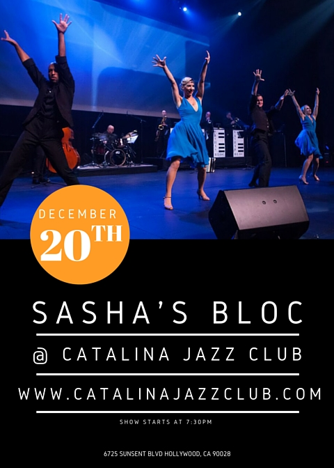 Sasha'sBloc - Catalina Jazz 1